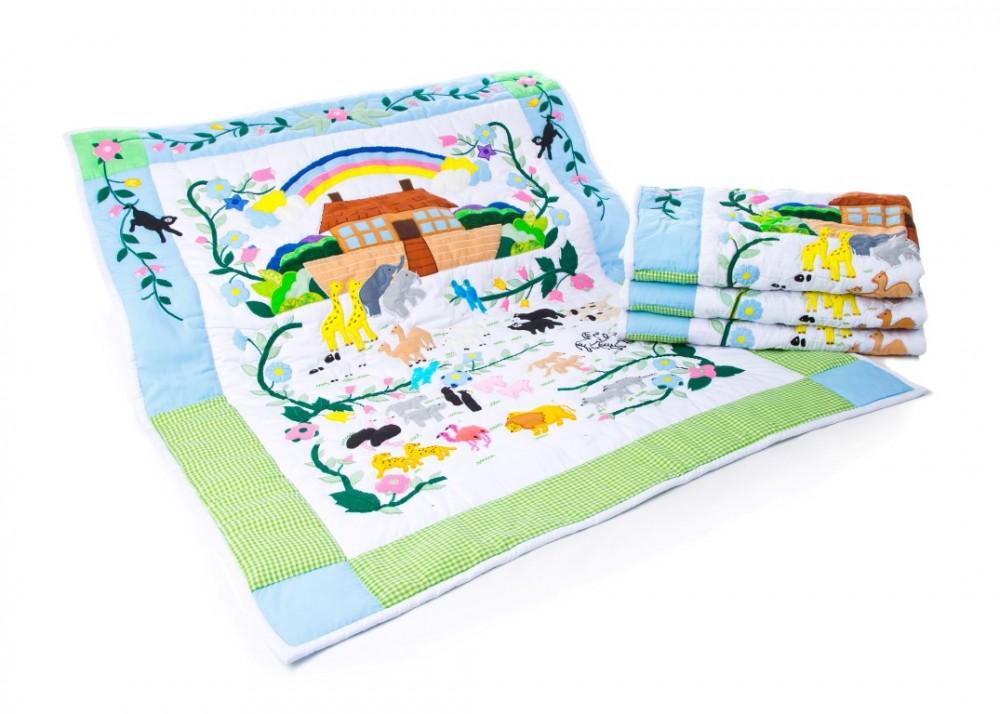noahs-ark-baby-quilt
