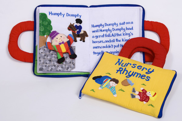 My Nursery Rhymes Book