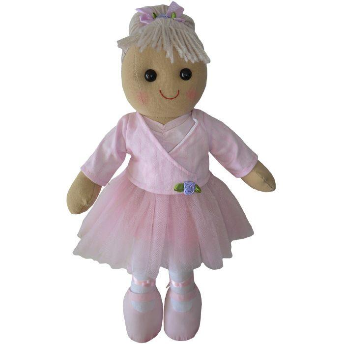 Ballerina Rag Doll