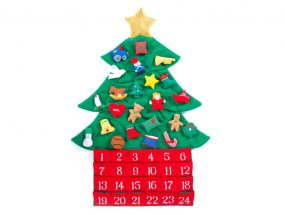 Christmas Tree Advent landscape (Medium)