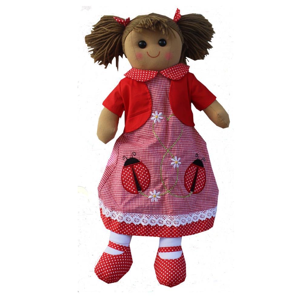 Ladybird Rag Doll